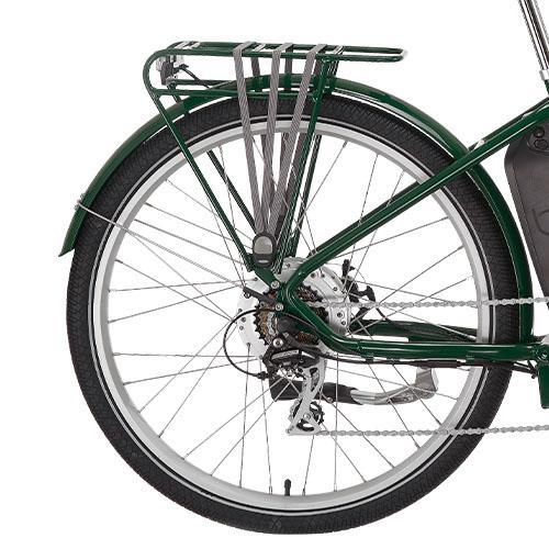 aveny e-bike back wheel