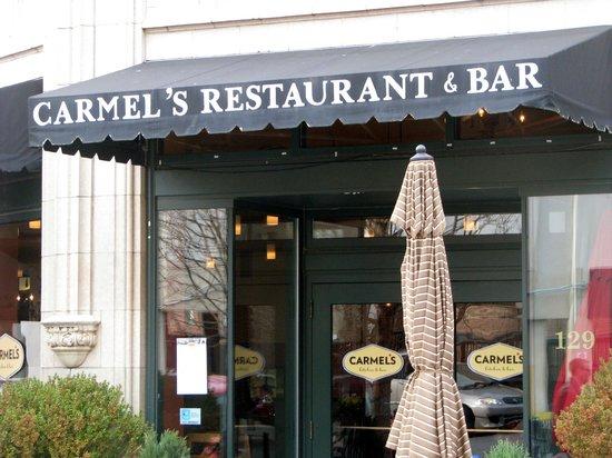 Carmels Asheville covid friendly restaurant