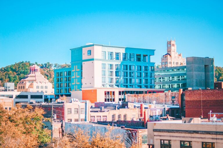 Covid friendly Asheville activities